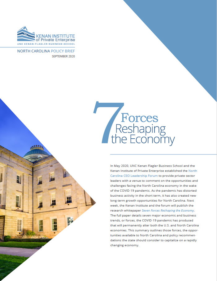Seven Forces Policy Brief